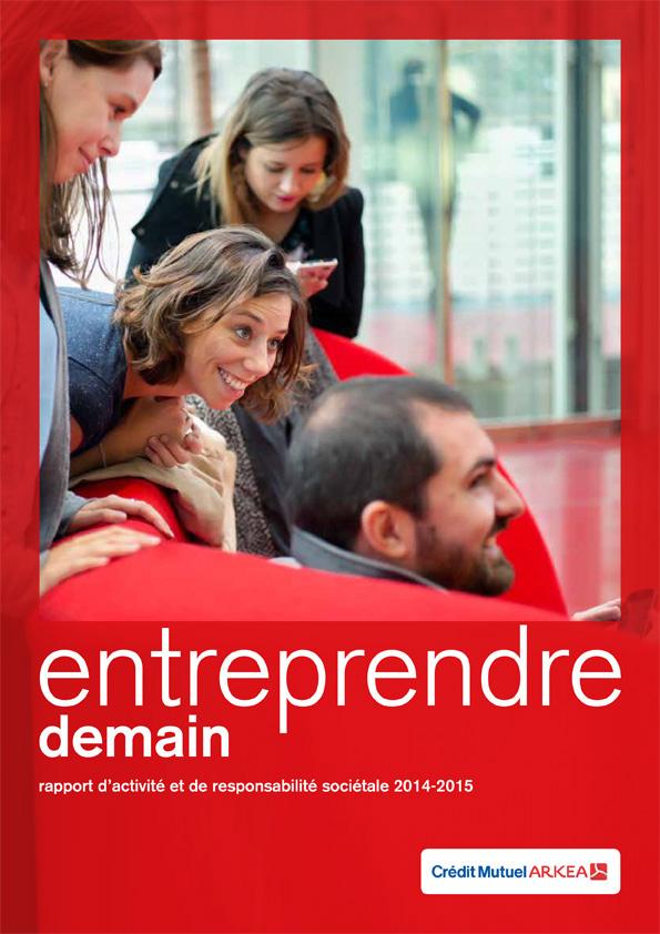 Rapport annuel et de responsabilité sociétale 2014-2015