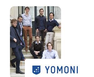les fondateurs de Yomoni