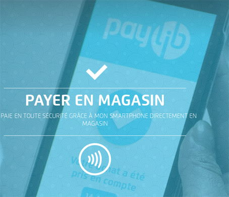 Paiement mobile sans contact