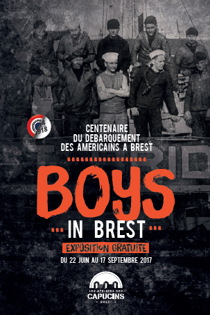 Exposition Boys in Brest en partenariat avec le Crédit Mutuel Arkéa
