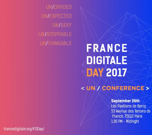 Crédit Mutuel Arkéa partenaire du FDDAY 2017 de France Digitale