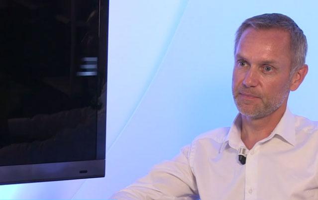Ronan Le Moal présente la stratégie d'innovation du Crédit Mutuel Arkéa