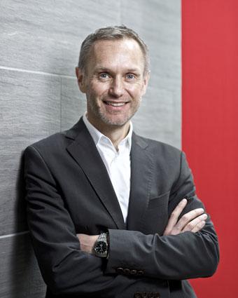 Ronan Le Moal directeur général du Crédit Mutuel Arkéa