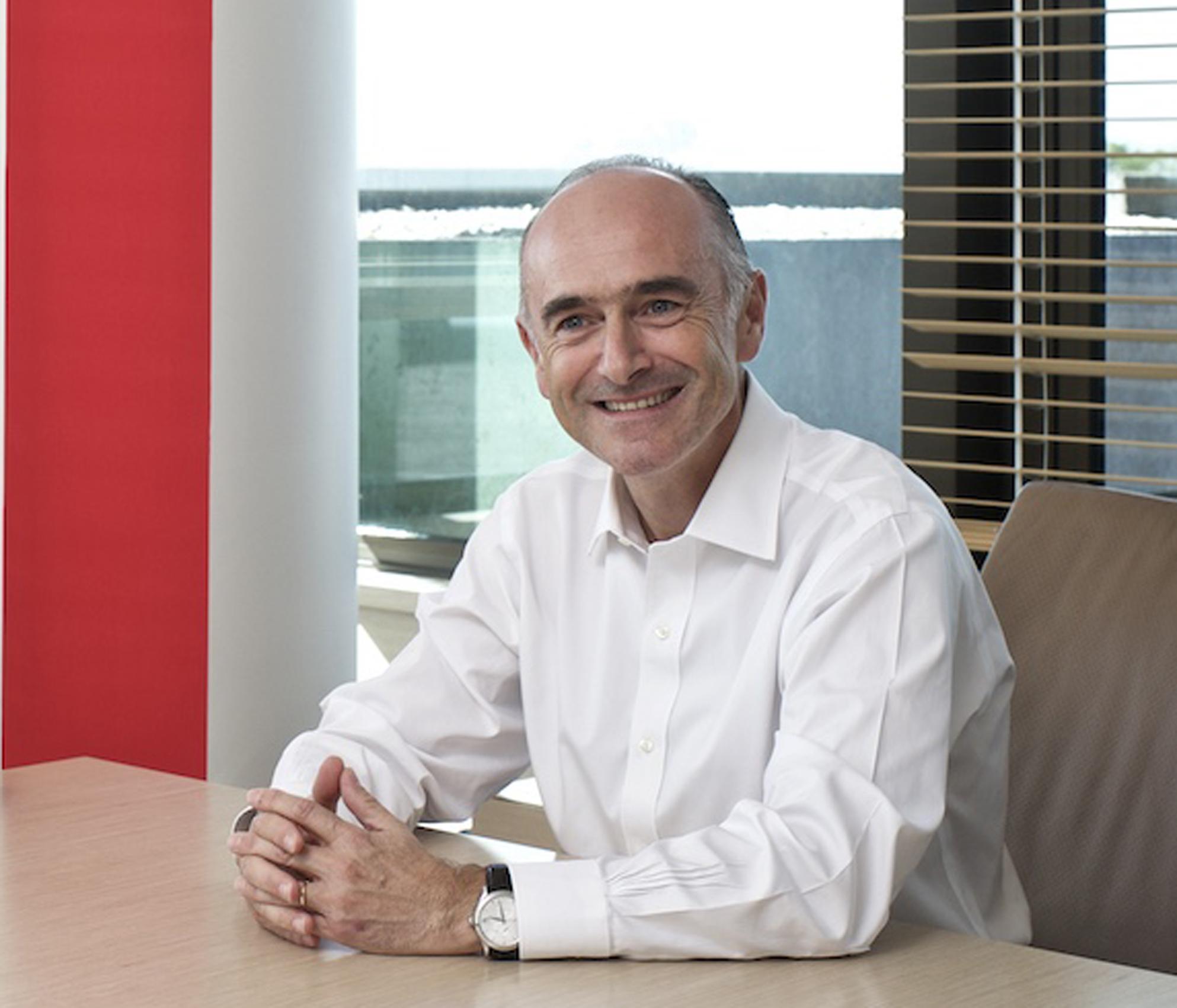 Jean-Pierre Denis Président du Crédit Mutuel Arkéa