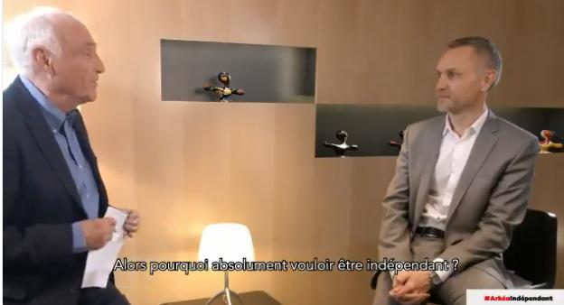 Interview Jean-Marc Sylvestre / Ronan Le Moal