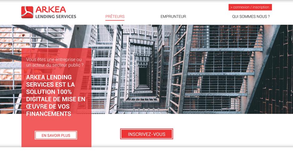 Lancement d'Arkéa Lending Services
