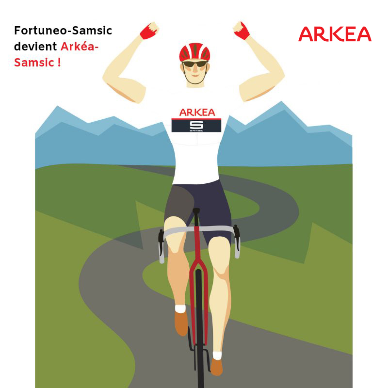 Fortuneo-samsic Tour de France 2018