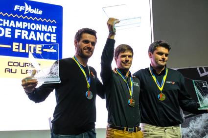 Victoire de Sébastien Simon