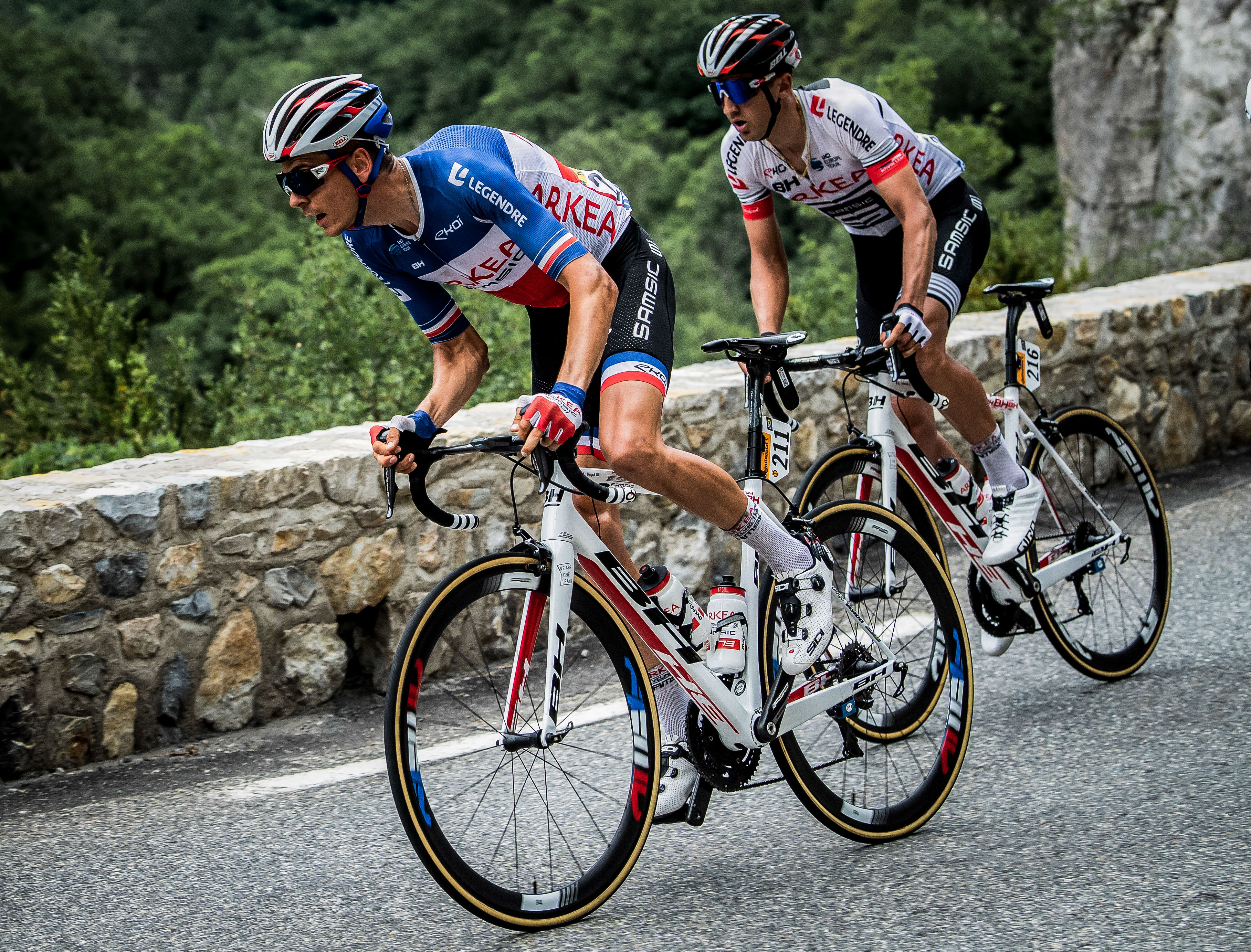 Arkéa-Samsic cyclisme