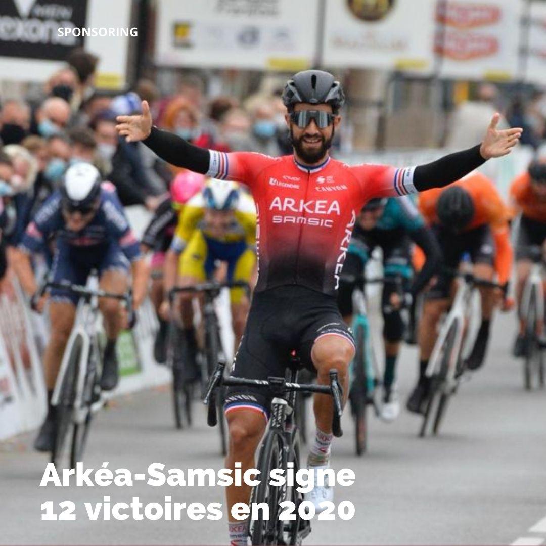 Bilan 2020 d'Arkéa Samsic