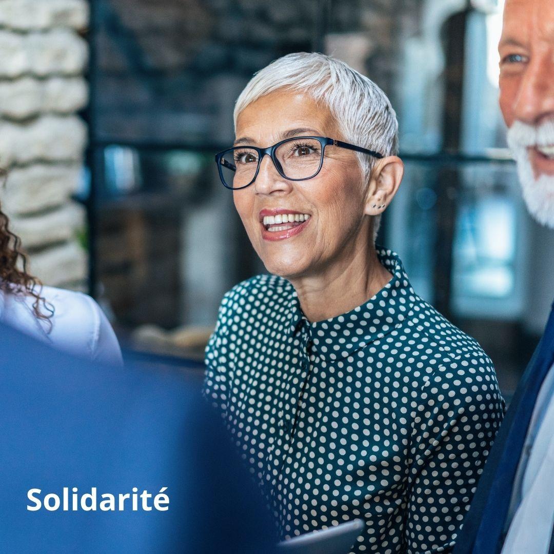 Actions de solidarité