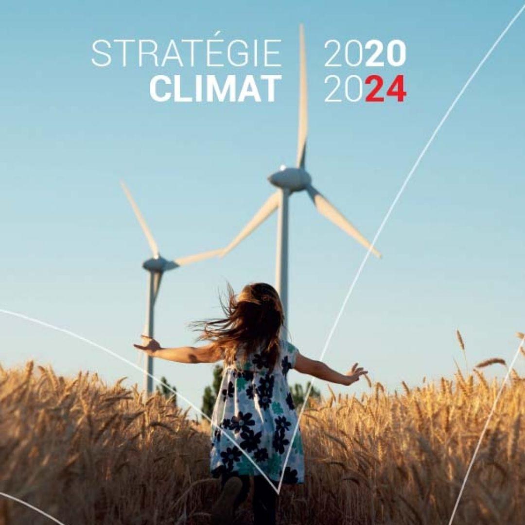 La Stratégie Climat du Crédit Mutuel Arkéa Avril 2021