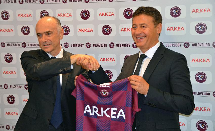 Partnership Arkea UBB