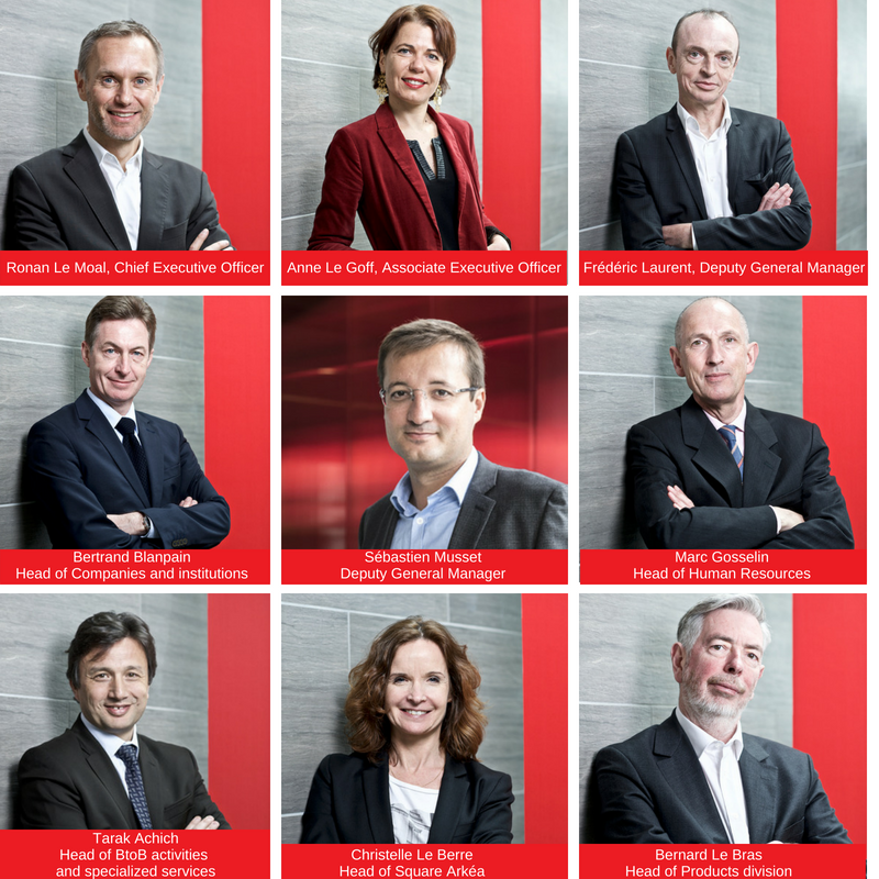 Executive Committee Arkéa october 2018