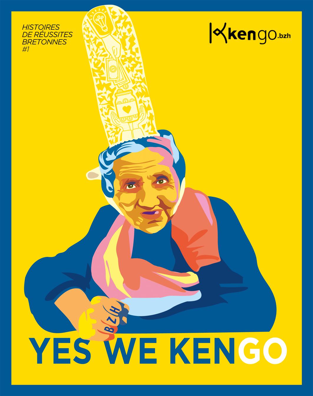 Magazine Kengo