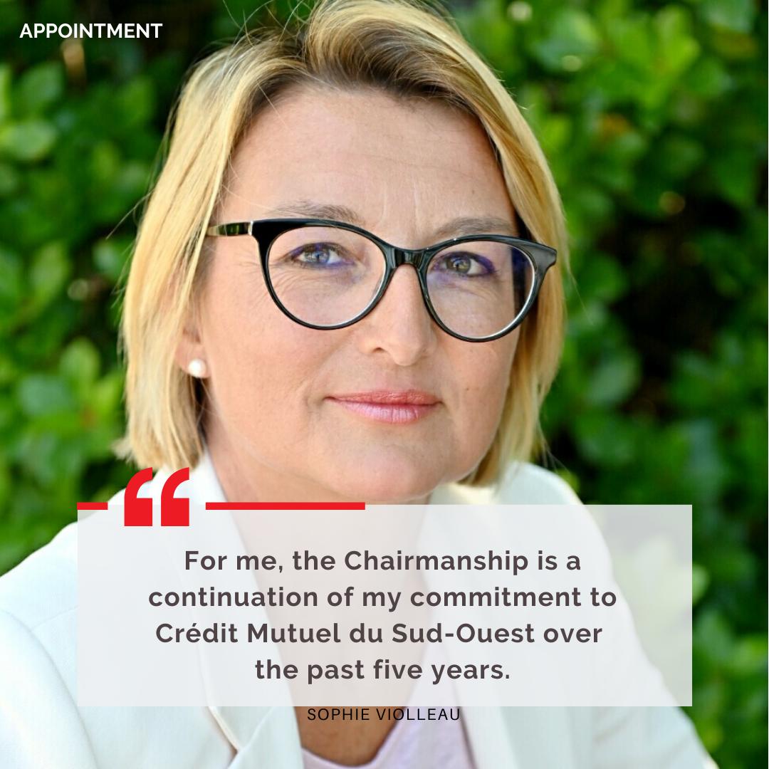 Appointment Sophie Violleau