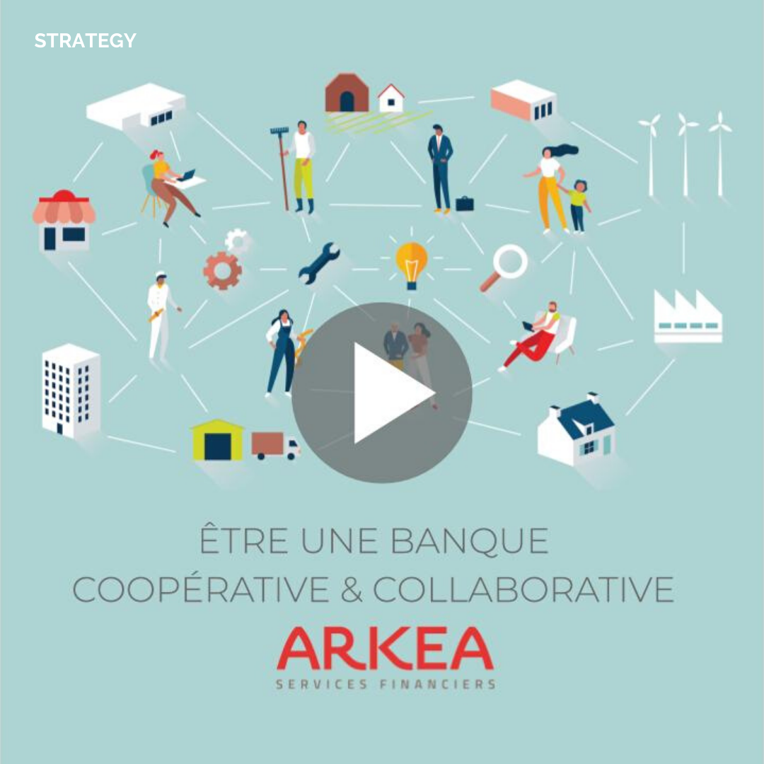 ARKEA's strategy
