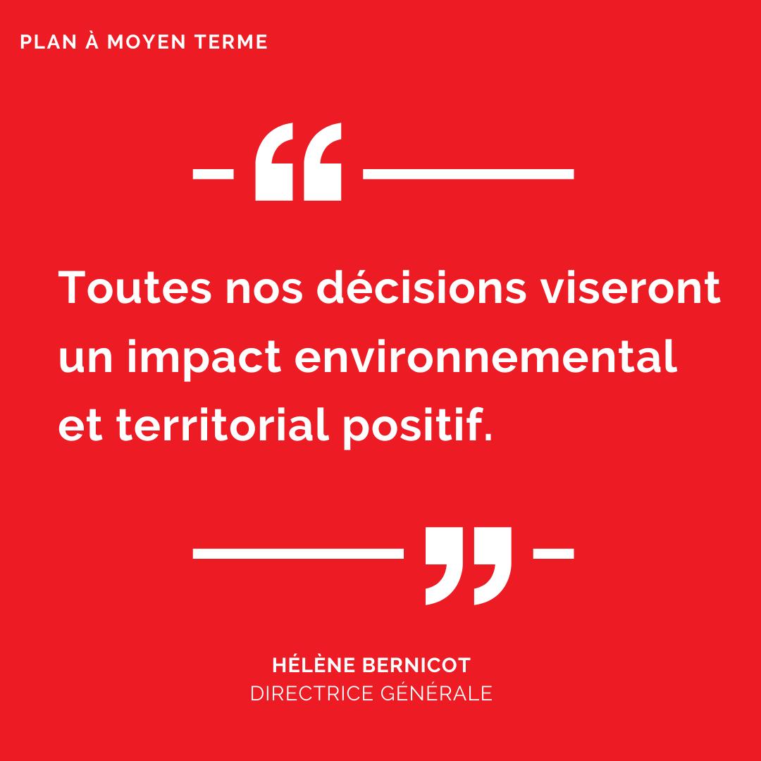 Verbatim d'Hélène Bernicot sur le PMT