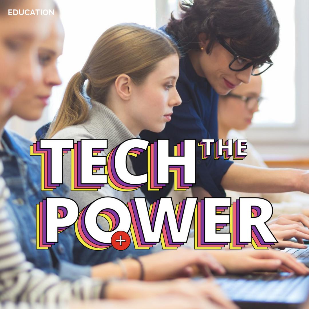 #TechThePower